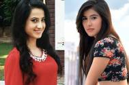 Alisha Panwar and Sheena Bajaj