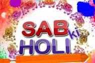 SAB Ki Holi