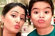 Hina Khan and Shivansh Kotia