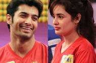 Ssharad Malhotra and Yuvika Choudhary