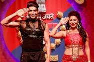 Gurmeet Chaudhary and Debina Bonnerjee