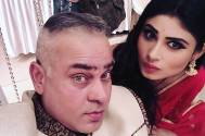 Manish Khanna and Mouni Roy