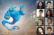 Rub the magic lamp: Three wishes TV actors want from a genie
