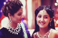 Hina Khan and Ashnoor Kaur