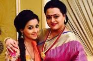 Chhavi Pandey and Shilpa Shirodkar