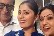 Shakti Kapoor, Vaishali Takkar and Neelu Kohli