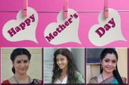 #MothersDay: TV moms (real) talk about their mummies
