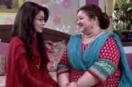 Sriti Jha and Supriya Shukla