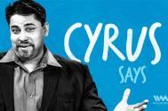 Cyrus Broacha