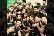 Team Delhi Dragons WINS Box Cricket League 2