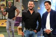Dwayne Bravo is SRK, Salman's fan