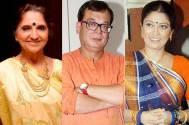 Sarita Joshi, Lubna Salim and Rajeev Mehta
