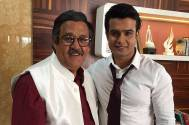 Alok Nath and Yash Gera