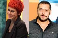 Sapna Bhavnani and Salman Khan