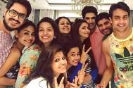 Tina Dutta hosts a party for friends