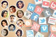 #SocialMediaDay: TV celebs and their
