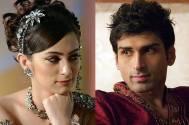 Lavina Tandon and Akshay Dogra