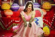 Divyanka Tripathi (Photo by: The Wedding Story)