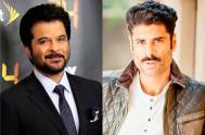 Anil Kapoor and Sikandar Kher