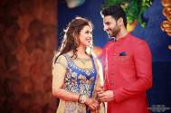 Divyanka Tripathi and Vivek Dahiya (Photo by: The Wedding Story)