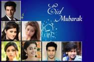 TV celebs wish #EidMubarak