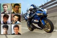 TV hunks and their dream bikes