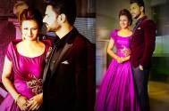 When DiVek burned the dance floor at their reception party