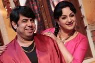 Upasana Singh and Naseem Vickey