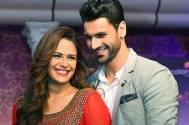 Mona Singh and Vivek Dahiya