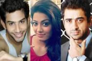 Saahil Uppal, Charu Mehra and Karan Sharma