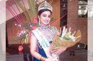 Mrs. Asia International India Shweta Padda in MTV
