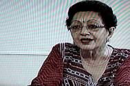 Pioneer English news anchor Luki Sanyal