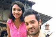 Pooja Banerjee and Mrunal Jain