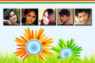 Bengali actors take a 'patriotic' oath this #IndependenceDay