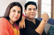 Sajid Khan and Farah Khan