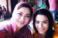 Nausheen Ali Sardar and Aditi Sharma