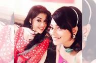 Eisha Singh and Poonam Preet