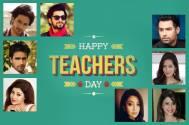 #TeachersDay: TV stars and their CRUSH on teachers