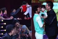 Karan bonds Salman and Arjun