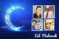 TV actors wish Eid Mubarak!