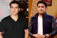 Arbaaz Khan supports Kapil Sharma