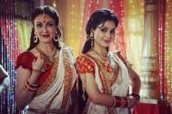 Saumya Tandon and Shubhangi Atre