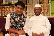 Kapil Sharma and Anna Hazare