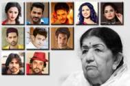 TV folks pick their favourite Lata Mangeshkar song