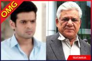 Karan Patel SNUBS Om Puri