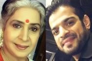 Kiran Bhargava and Karan Patel