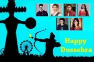 Zee TV actors wish Happy Dussehra