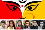 Bong TV actors on the festivity of Durga Puja