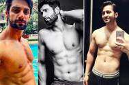 TV hunks and their SEXY abs!