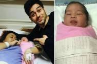 Lavanya Bhardwaj becomes a proud father